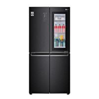 LG GC-Q22FTQKL.AMCPLTK A+ Transparan Gardırop Instaview Buzdolabı