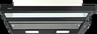 Bosch DFT63CA61T 3 Kademeli Sürgülü Siyah Aspiratör