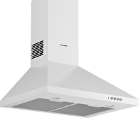 Bosch DWP64CC20T 60 Cm 54 dB Yıkanabilir 2 Filtre Ankastre Duvar Tipi Beyaz Davlumbaz