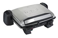Tefal Toast Expert 1800 Watt Yapışmaz Döküm Kaplama Gümüş Izgara ve Tost Makinesi