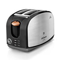 Arzum AR2014 Altro Ekmek Kızartma Makinesi (Siyah)