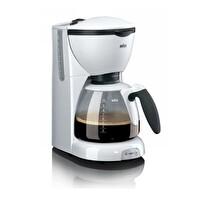 Braun KF520.W Cafe House Beyaz Filtre Kahve Makinesi
