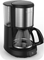 Tefal CM370811 Subito Select 1200 Watt Paslanmaz Çelik Inoks Filtre Kahve Makinesi