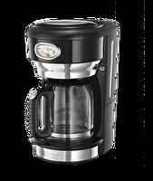 Russell Hobbs 21701-56 Retro Cam Karaflı Filtre Kahve Makinesi - Siyah