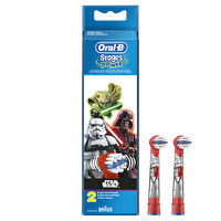 Oral-B EB10 Power Star Wars 2'li Yedek Başlık
