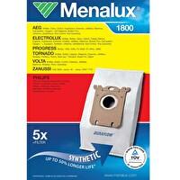 Menalux 1800 Elektrikli Süpürge Toz Torbası