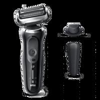Braun 7 Serisi N1200s AutoSense 360 Flex EasyClick Islak ve Kuru Kablosuz Tıraş Makinesi