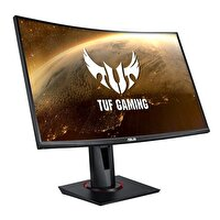 "Asus TUF Gaming VG27VQ 27"" 165Hz 1ms 1920x1080 HDMI Display DVI-D FreeSync ELMB Full HD Curved Monitör"