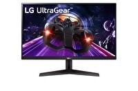 "LG 24GN600-B 24"" UltraGear Full HD 1MS 144HZ G-SYNC FreeSync Premium Gaming Monitör"