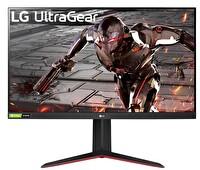 """LG 32GN550-B 31.5"""" 1ms MBR  NVIDIA G-Sync 165hz FHD Pivot Gaming Monitör"""