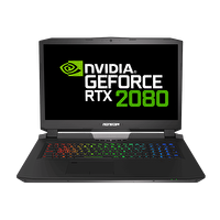Monster Tulpar T7 V18.3.2 Intel Core i9 9900K 64GB 19TB SSD RTX2080 Windows 10 Pro Gaming Notebook