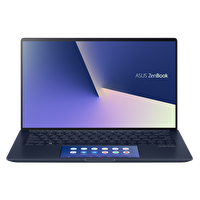 Asus UX334FLC-A4107TFHD, i7-10510U 16GB 512GB PCIe NVIDIA MX250 2GB ScreenPAD Windows 10 Notebook