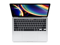 Apple 13-inch MacBook Pro with Touch Bar: 2.0GHz quad-core 10th-generation Intel Core i5 processor, 1TB - Silver MWP82TU/A