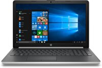 "HP 15-DA2002NT Intel Core i5 i5-10210U 8 GB Ram 256 GB SSD NVIDIA GeForce MX110 15.6"" W10H 8BM99EA Gümüş Notebook"