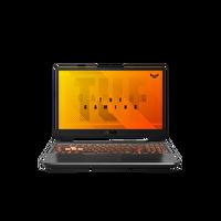 "Asus TUF Gaming A15 FA506II-BQ150T AMD R7-4800H 8GB Ram 512GB PCIE SSD 4GB GTX1650Ti 15.6"" FHD 60Hz Win10 Notebook"