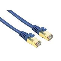 Hama 46714 Cat5E 1.5mt Mavi Ağ Kablosu