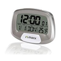 Mack MCT-9135 Dijital Masa Saati - Gri