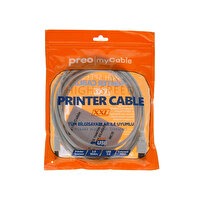 Preo My Cable Mc15 Premium Printer Kablosu 3 Metre