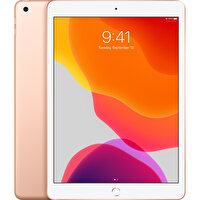 "Apple iPad MW6D2TU/A 10.2"" Wi-Fi + Cellular 32GB - Gold Tablet"