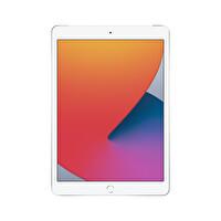 Apple iPad 8. Nesil MYMM2TU/A 128GB 10.2'' Silver Wifi+Cellular Tablet