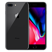 Apple iPhone 8 Plus 128GB Space Gray Akıllı Telefon