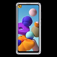 Samsung Galaxy A21s White Akıllı Telefon