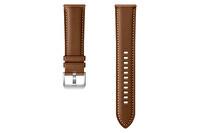 Samsung Galaxy Watch 3 (45mm) Deri Kayış - Kahverengi