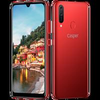 Casper Via E4 Kırmızı Smartphone 32GB
