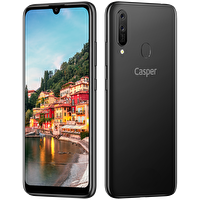 Casper Via E4 Siyah Smartphone 32GB