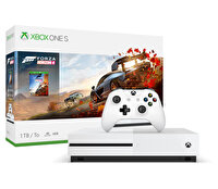 Xbox One S 1 TB Oyun Konsolu Forza Horizon  4 + Crackdown3 + Mount And Blade