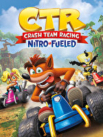 ARAL CRASH TEAM RACING PS4 OYUN