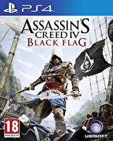 Aral Assassins Creed IV Black Flag Ps4 Oyun