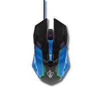 Preo My Game MG10 Kablolu Gaming Mouse Siyah Mavi