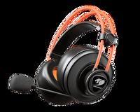Cougar CGR-P40NB-150 IMMERSA TI Gaming Kulaklıklık Siyah / Turuncu