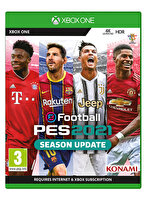 Aral PES 2021 Season Update Xbox One Oyun