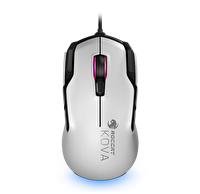 Roccat Kova Aimo RGB Oyuncu Mouse Beyaz