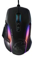 Roccat Kone Aimo Remastered Oyuncu Mouse Siyah