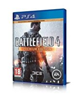ARAL BATTLEFIELD 4 PREMIUM EDITION PS4 OYUN