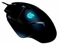 LOGITECH G402 HYPERION FURY KABLOLU GAMING MOUSE ( OUTLET )