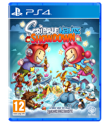 SCRIBBLENAUTS SHOWDOWN PS4 OYUN