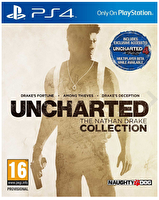 Sony Uncharted: The Nathan Drake Collection Ps4 Oyun