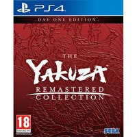 Aral PS4 The Yakuza Remastered PS4 Oyun