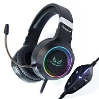Rush ACE RHX55 USB 7.1 Surround RGB Mikrofonlu Kulaklık