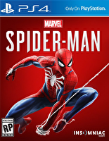 Marvel's Spider-Man GOTY/EAS PS4 Oyun