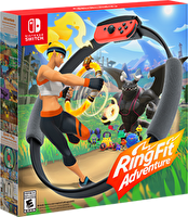 Ring Fit Adventure Switch Oyun
