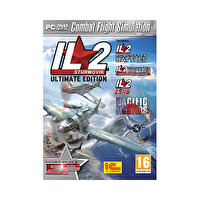 Sturmovik Utimate Edition IL 2 PC Oyun