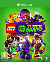 Lego DC Supervillains Xbox One Oyun