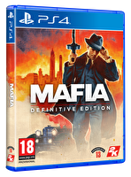 Mafia Definitive Edition PS4 Oyun