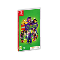 LEGO DC SUPERVILLAINS SWITCH OYUN (DİJİTAL KOD)