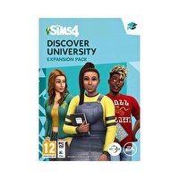 Aral The Sims 4 Discover University Pc Oyun